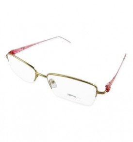 DE Panter PT1033 C12 Gold Eye Glasses