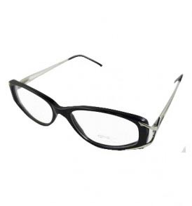 DE Panter PT3006 C1 Black Eye Glasses