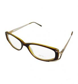 DE Panter PT3006 C2 Yellow Brown Eye Glasses